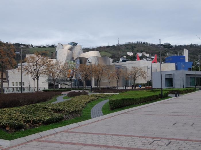 Bilbao – hässliches Entlein wargestern
